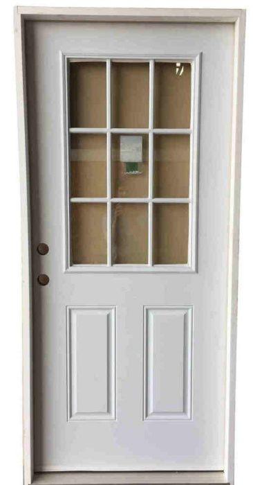 15 Lite Exterior Doors Home Depot