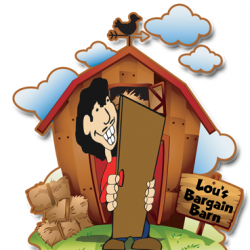 Lou's Bargain Barn | Lumber – Doors – Windows – Decks – Roofs & More!